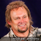 Michael Anthony: 'It Is An Unusual Mix Of Characters That Make Up This Band'