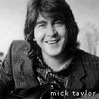 Rock Chronicles. 1990s: Mick Taylor