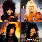 Rock Chronicles. 1980s: Motley Crue