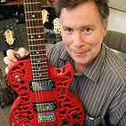3D Printed Guitars Are The Future