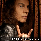 Ronnie Jame Dio, black sabbath, signer