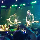 Bruce Springsteen Joined By Eddie Vedder And Tom Morello Onstage