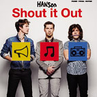 Hanson: Shout It Out Songbook Released By Alfred Music