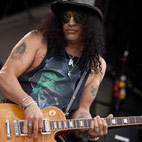 Slash: GN'R Played Rock Hall Due To Axl's Letter