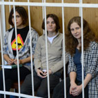Pussy Riot Jailed For Two Years