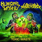 Toxic Waste [Split EP]