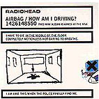 Airbag/How Am I Driving? EP