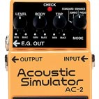 AC-2 Acoustic Simulator
