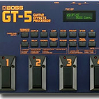 GT-5 Guitar Effects Processor