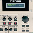 GS-10 Guitar Effects System
