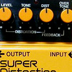 DF-2 Super Distortion And Feedbacker