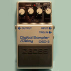 DSD-3 Digital Sampler/Delay