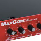 MaxCom Dual-Channel Compressor