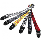 Beatles Collection Woven Guitar Straps