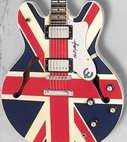 Noel Gallagher Archtop Union Jack