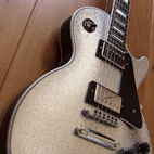 Les Paul Limited Edition Silver Sparkle