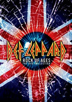 Def Leppard: Rock Of Ages: Definitive Collection [DVD]