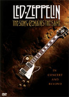 Led Zeppelin: The Song Remains The Same [DVD]