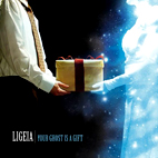 Ligeia: Your Ghost Is A Gift