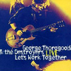 George: Let's Work Together Live