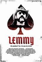 Lemmy: 49% Motherf--ker, 51% Son Of A Bitch [DVD]