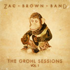 Zac Brown Band: The Grohl Sessions Vol. 1