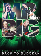 Mr. Big: Back To Budokan [DVD]