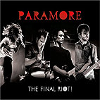 Paramore: The Final Riot [DVD]