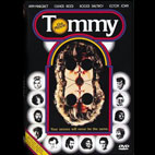 The Who: Tommy The Movie [DVD]