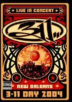 311: Live In Concert, New Orleans - 3-11 Day 2004 [DVD]