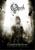 Opeth: Lamentations [DVD]