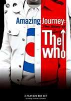 The Who: Amazing Journey: The Story Of The Who [DVD]