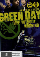 Green Day: Life Without Warning [DVD]