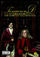 Tenacious D: The Complete Master Works [DVD]