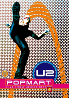 U2: PopMart Live From Mexico City [DVD]
