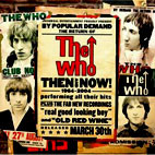 The Who: Then And Now: 1964-2004