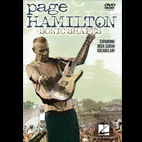 Page Hamilton: Sonic Shapes: Expanding Rock Guitar Vocabulary [DVD]