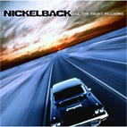 Nickelback: All The Right Reasons [DVD]