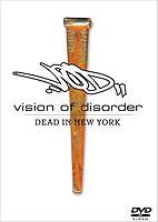 Vision of Disorder: Dead In New York DVD [DVD]