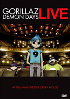 Gorillaz: Demon Days: Live [DVD]