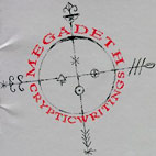Megadeth: Cryptic Writings