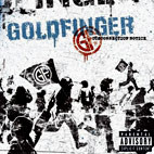 Goldfinger: Disconnection Notice