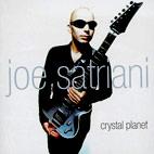 Joe Satriani: Crystal Planet
