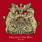 Maximum the Hormone: Greatest The Hits 2011-2011