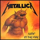 Metallica: Jump In The Fire