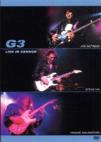 G3: G3 Live In Denver [DVD]