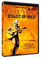 Neil Young: Heart Of Gold [DVD]