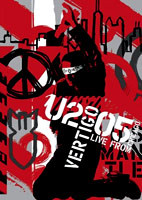 U2: Vertigo 2005 - Live From Chicago [DVD]
