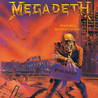 Megadeth: Peace Sells... But Who's Buying?
