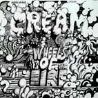 Cream: Wheels of Fire